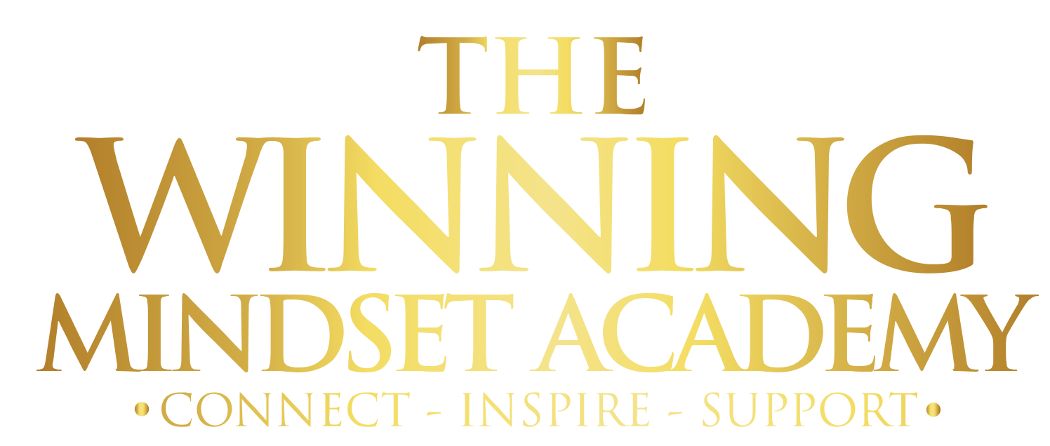 The Winning Mindset Academy Mobile Logo